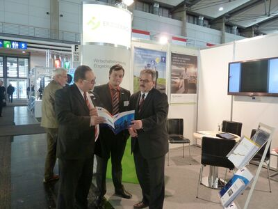 Hannover Messe 2012