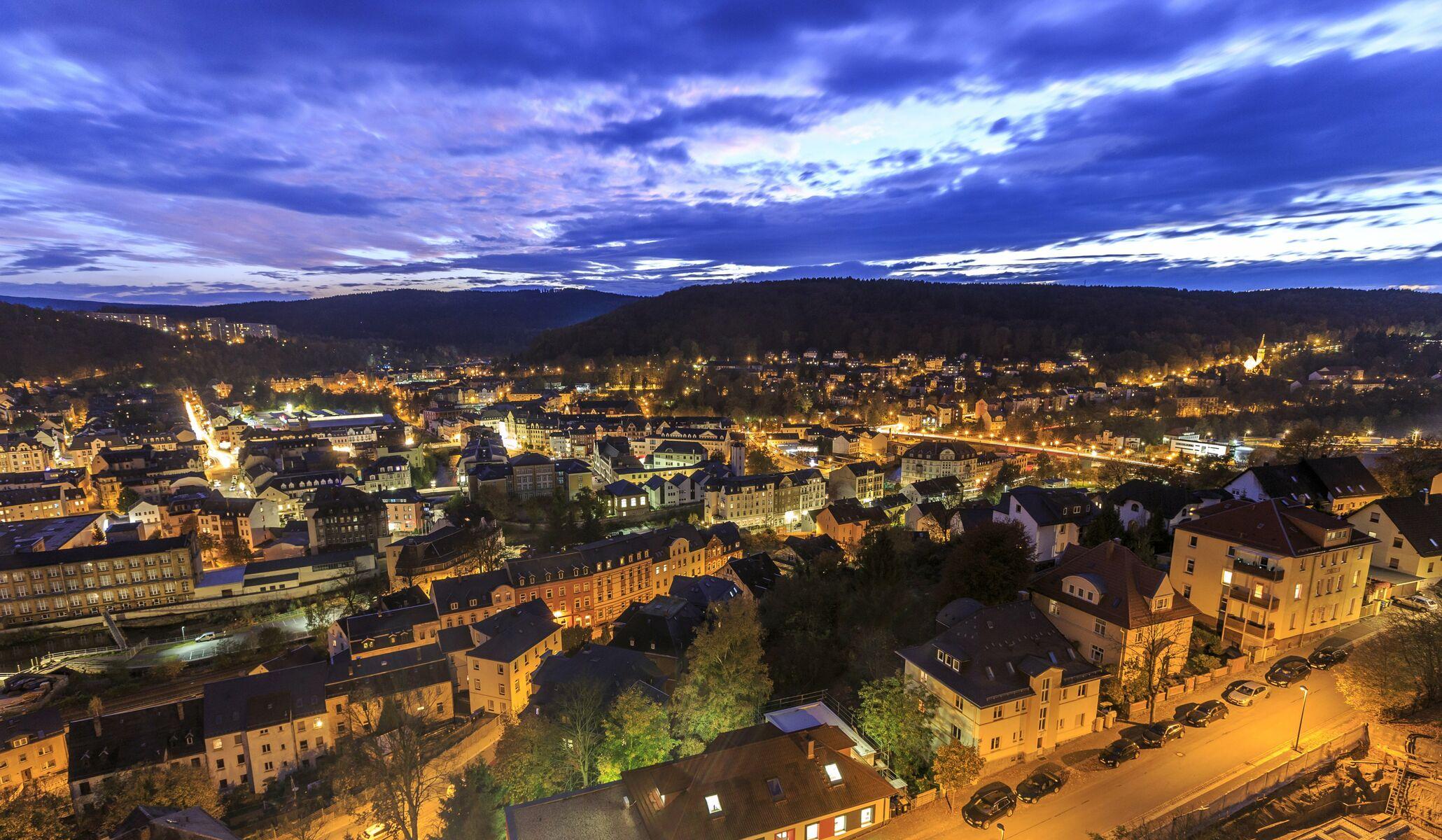 Aue Erzgebirge
